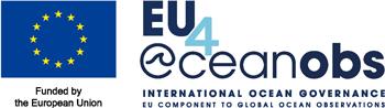 EU4OceanObs Logo