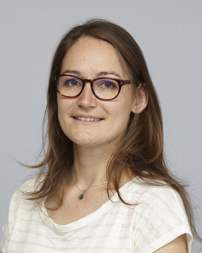 Audrey Hasson, Head of GEO Blue Planet EU Office