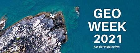Banner GEO Week 2021