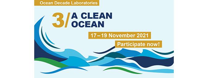 Ocean Decade - A clean ocean